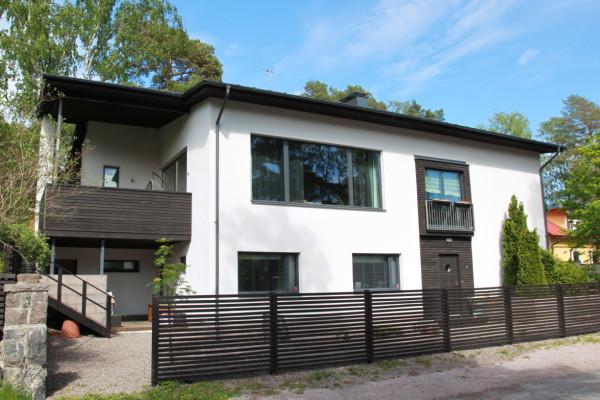 Строительство домов в Финляндии