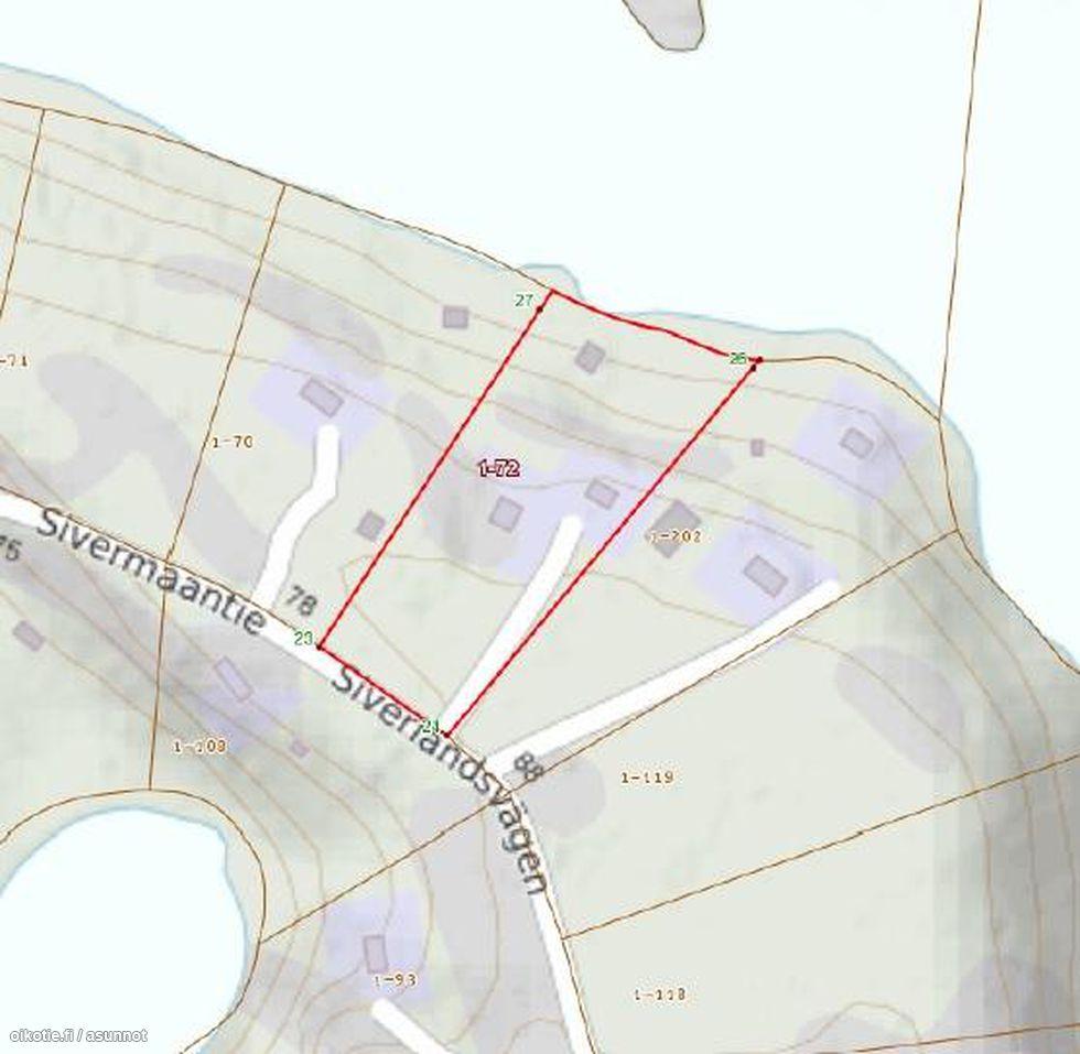 Карта участка