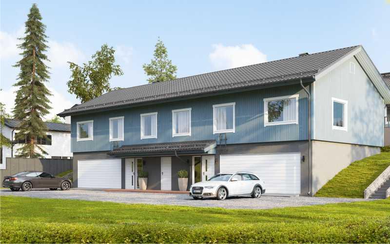 начата продажа домов